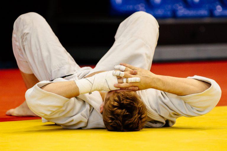 Fin de saison du judo